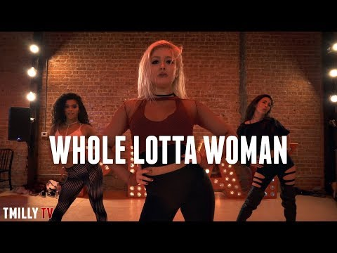 Kelly Clarkson - Whole Lotta Woman - Choreography by Marissa Heart   #TMillyTV