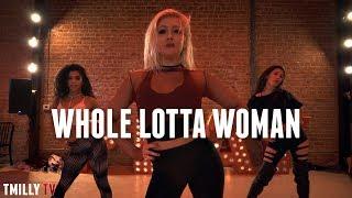 Kelly Clarkson - Whole Lotta Woman - Choreography by Marissa Heart | #TMillyTV