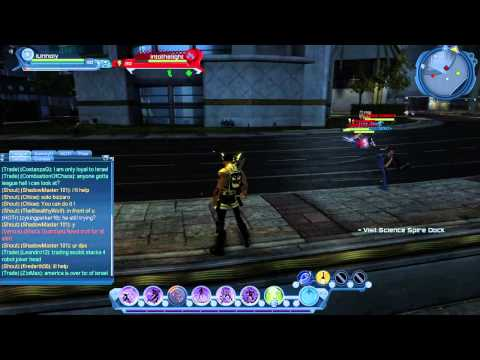 DCUO PvP: Don't