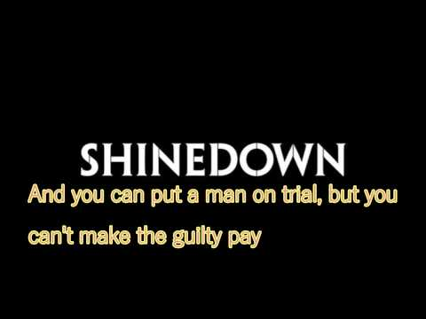 Shinedown-Heroes Lyrics