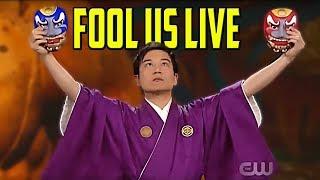 Ein SAMURAI Zauberer bei Fool Us 🤣🤣 LIVE Reaktion auf Penn & Teller