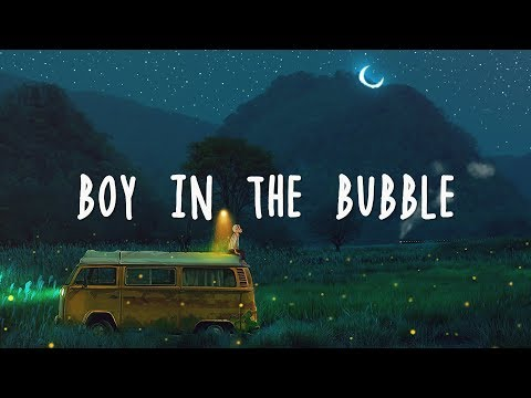 Alec Benjamin - The Boy In The Bubble (Lyrics)