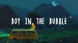 Download Alec Benjamin - The Boy In The Bubble (Lyrics) Mp3 and Videos
