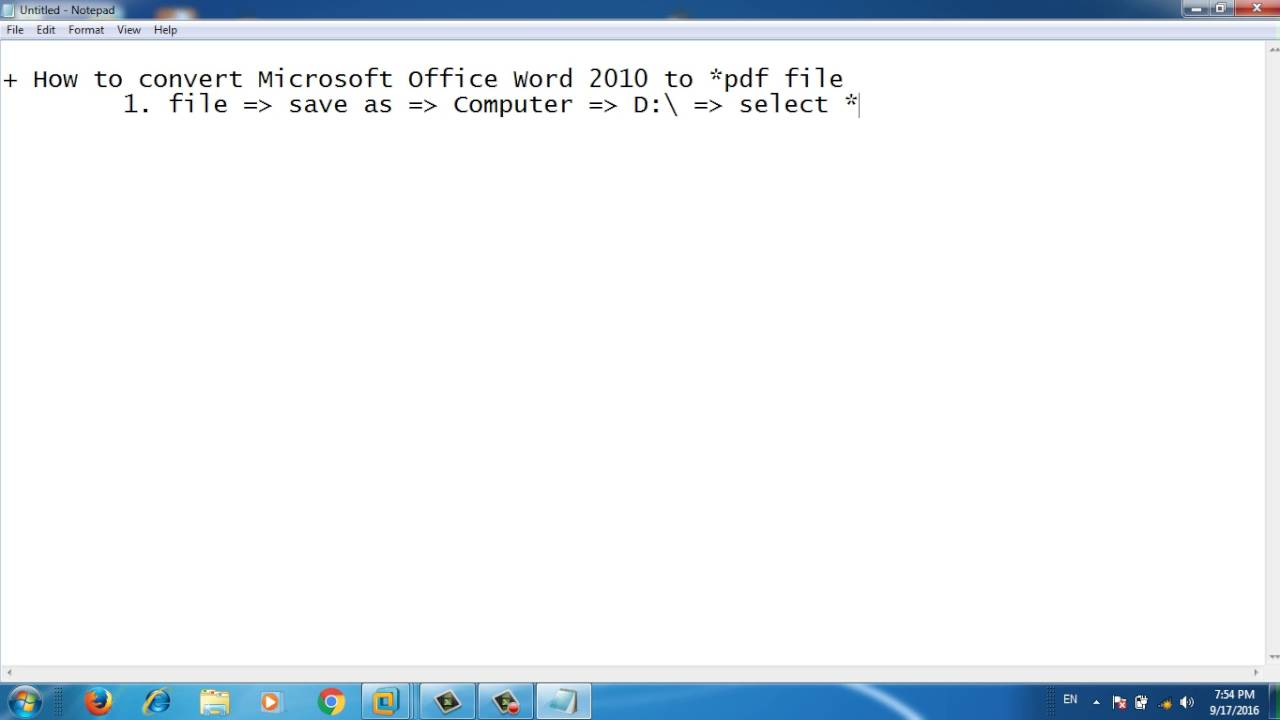 pdf to office word converter