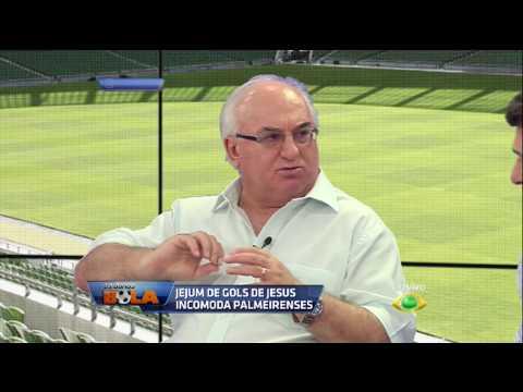 Quartarollo: Palmeiras Vai Ser Campeão Brasileiro