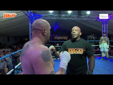 MICHAEL TERRILL VS DANNY BATCHELDER - BKB4 HEAVYWEIGHT BARE KNUCKLE FIGHT * EXCLUSIVE *