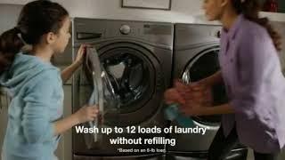 ANGLAIS: Laveuses Whirlpool avec système de remplissage Load & Go WFW92HEF