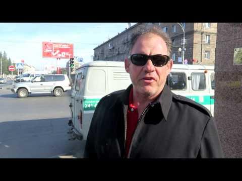 Novosibirsk—Krasniy and Krylov Streets