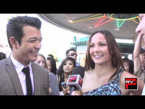 Jericho Rosales & Briana Evigan on the red carpet for Subject I Love You World Premiere