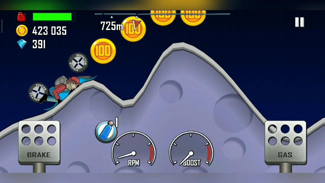 Hill climb Racing gameplay 2 | Gadi wala Game | new ...