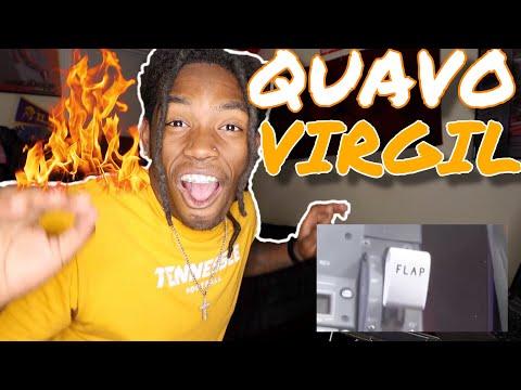 Quality Control, Quavo – Virgil REACTION
