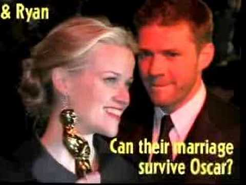 Reese Witherspoon and ... Ryan Phillippe Affair
