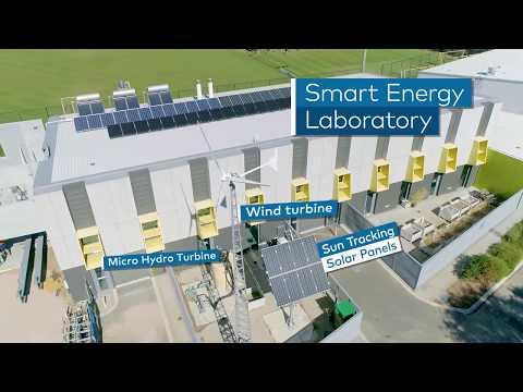 Explore ECU's Smart Energy Lab