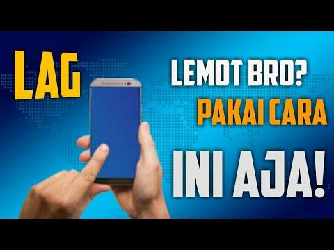 Cara Ampuh Mengatasi Smartphone Android Lemot dan Lag Tanpa Root dan Tanpa PC