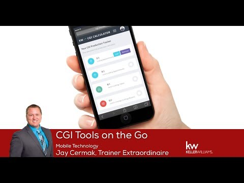 KW CGI Tools on the Go with Jay Cermak Trainer Extraordinaire
