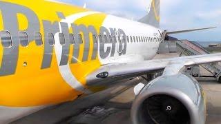 TRIP REPORT | Primera Air PF239 | Helsinki - Las Palmas | Boeing 737-700