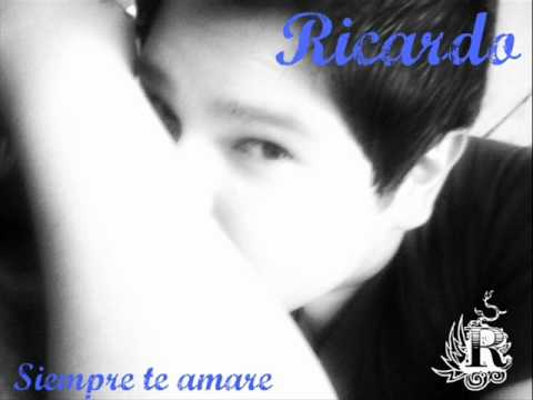 Siempre te amare ( Every Breath You Take en español ) cover The police-Ricardo