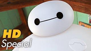 BAYMAX Filmclips Deutsch [2015] Disney