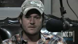 blake shelton talks about his hound dog hit ol red
