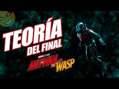Mi teoría sobre el Final de ANT-MAN AND THE WASP y AVENGERS 4 #Cinexplicación | @LordMefe