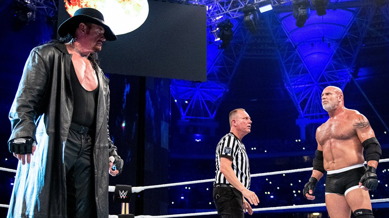 Download Undertaker expresses frustration with Goldberg match: Undertaker: The Last Ride Chapter 4 sneak peek