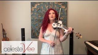 Hallelujah (Jeff Buckley) Violin Cover | Celeste Vee
