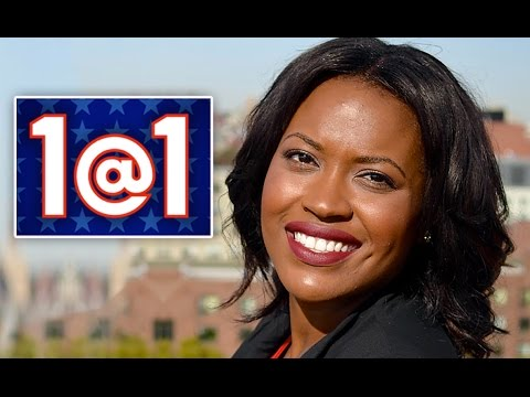1@1 Action: YELL with Alencia Johnson - YouTube