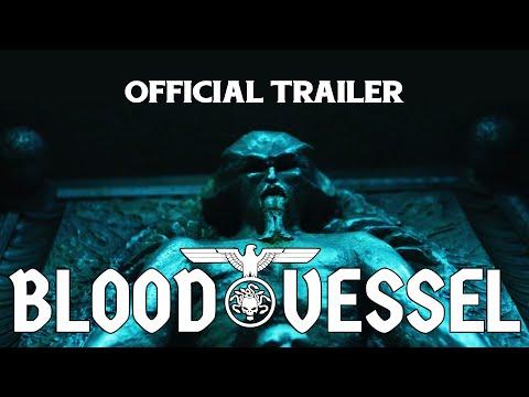 BLOOD VESSEL (2020) - Official Trailer #1