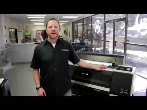 Epson P Series - Printhead Maintenance Cycle