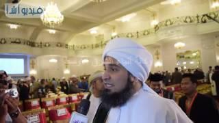بالفيديو : حبيب الجفري : المؤتمر هوخطوة مهمة فى استعادة المؤسسات الاصيلة لدورها