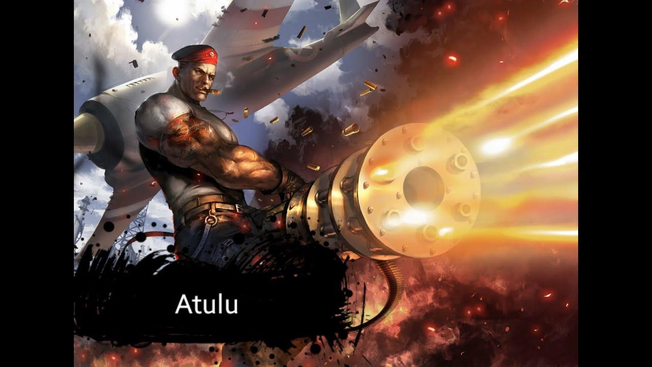 Ace Of Arenas : Atulu ☆ (Offline Mode) - Test Skill