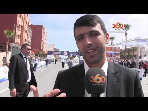 Le360.ma •Semi-marathon international de Berkane: la course des personnes aux besoins spécifiques