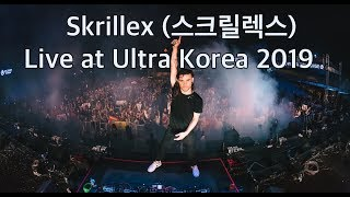 Skrillex  Live at Ultra Korea …