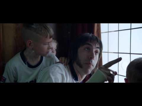 "Grimsby clip - ""I'll burn your school down"" - Sacha Baron Cohen, Mark Strong, Johnny Vegas"
