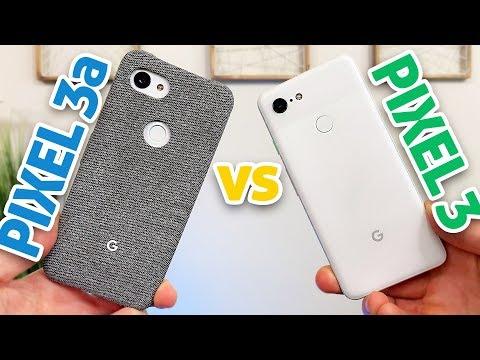 $400 Pixel 3a vs $800 Pixel 3!