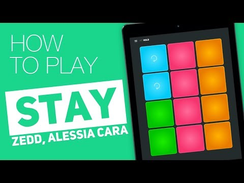 Thumbnail: How to play: STAY (Zedd and Alessia Cara) - SUPER PADS - Hold Kit