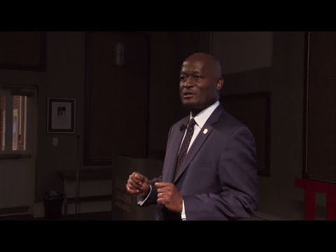 International Laws and African Conflict | Jean-Victor Nkolo | TEDxSalveReginaU