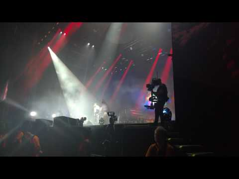 Gorillaz - Feel Good Inc ft De La Soul LIVE Demon Dayz Margate June 2017