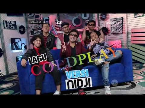 6 Lagu Coldplay Pilihan Nidji!