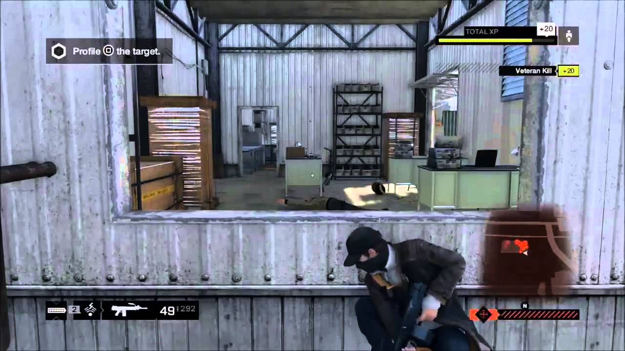 Watch Dogs All Hideouts