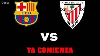 Barcelona vs Ath. Bilbao-------EN VIVO