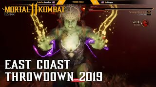 East Coast Throwdown 2019 | Top 5 Moments  | Mortal Kombat