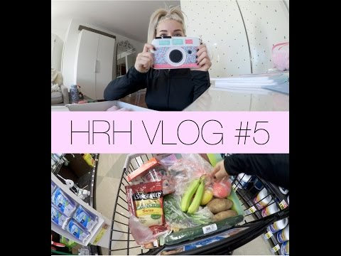 HRH VLOG # 5!! Morning with me, Supermarket, Jewelry, Low cal, Singapore delivery!!