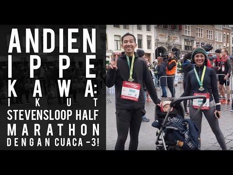 Ikutan Stevensloop Half Marathon Dengan Cuaca -3!
