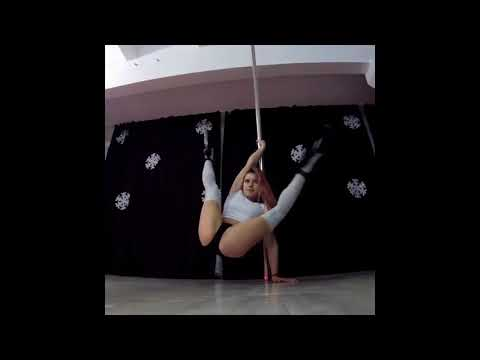 pole dancing practice from YouTube · Duration:  2 minutes