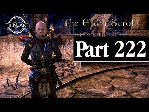The Elder Scrolls Online Walkthrough Part 222 GOD OF SCHEMES PC Gameplay