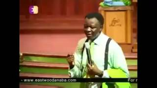 Rev Eastwood Anaba courage of love