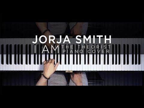 Jorja Smith - I Am | The Theorist Piano Cover