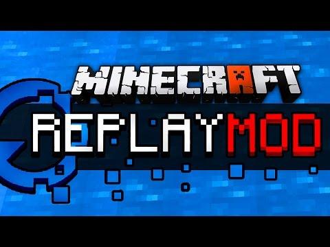 Minecraft Replay-Mod (Tutorial)