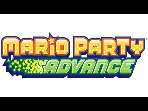 Title Screen - Mario Party Advance Music